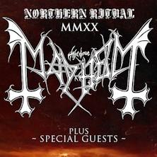 Mayhem+Mortiis+special guest