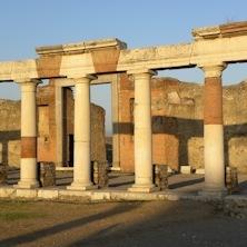 Parco Archeologico di Pompei Piazza Anfiteatro