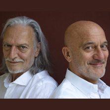 Claudio Bisio e Gigio Alberti in Ma Tu Sei Felice