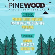 Abbonamento Pinewood Festival 2019 - 2 DAYS