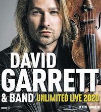 David Garrett e Band-Unlimited Live 2020