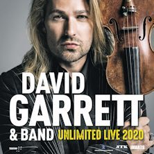 David Garrett e Band-Unlimited Live 2020