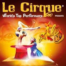 Le Cirque Alis Christmas Gala