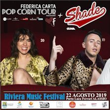 Federica Carta Pop Corn Tour + Shade