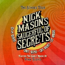 VIP PACKAGE Nick Mason