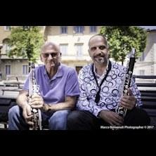 Dave Liebman-Romano Pratesi Duo