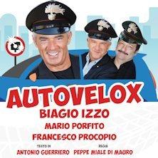 Biagio Izzo in Autovelox