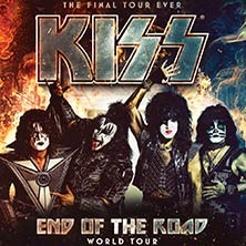 KISS End of the Road VIP PACKAGE