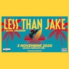 Less Than Jake + Elvis Jackson