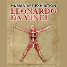 Human Art Exhibition - Leonardo da Vinci