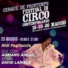 Cirque De Printemps - Ridi Pagliaccio