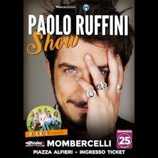 Paolo Ruffini con Voci Sole - REwineD Festival