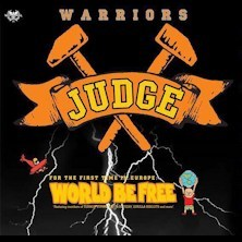 Judge + World Be Free