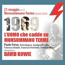 1969 Paolo Fresu interpreta David Bowie
