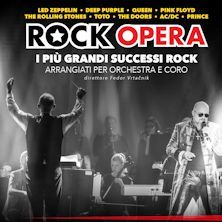 Rock Opera - I piu' Grandi Successi Rock