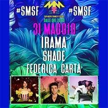 Irama, Shade, Federica Carta, Fasma: San Mauro Summer Festival