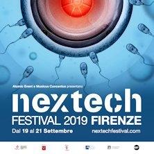 Nextech Festival 2019 - Max Cooper a/v live