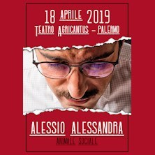 Alessio Alessandra in Animale Sociale