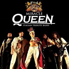 Miracle - Italian Queen Tribute Band