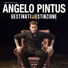 Angelo Pintus - Destinati all'Estinzione