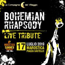 Bohemian Rhapsody live tribute