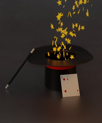 Segreti Svelati: giochi di magia con Supermagic