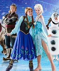 Disney on ice: Frozen, il regno di ghiaccio