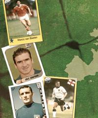 Eurogol. 60 anni di Europei in figurina