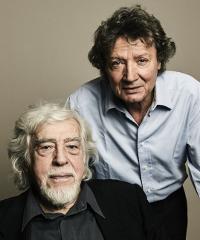 Glauco Mauri e Roberto Sturno in