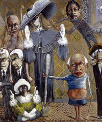 Oltre la profezia Sergio Vacchi 1952- 2006