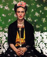"""Frida Kahlo - I colori dell'anima"