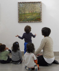 La Giornata Nazionale delle Famiglie al Museo in Abruzzo