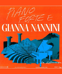Gianna Nannini in tour nei più bei teatri d'Italia all'aperto
