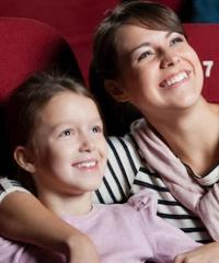 Bambini a teatro con
