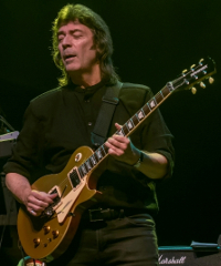Steve Hackett, chitarrista dei Genesis, in tour in Italia