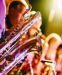 La Dual Band in concerto con