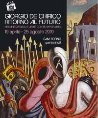 Giorgio De Chirico. Ritorno al futuro, in mostra alla GAM