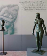 A Taormina le opere del noto scultore Francesco Messina