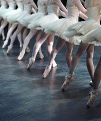 In scena il balletto