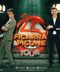 Ficarra e Picone in 'Abbiamo fatto…25 anni'