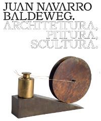 Rinviata a data da destinarsi la mostra dedicata a Juan Navarro Baldeweg