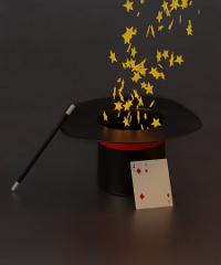 """Spettacolo d'illusionismo """"Magie al Chiostro"""" con grandi prestigiatori"""