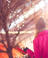 Il mercatino di Natale a Belluno