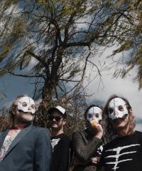 I Tre Allegri Ragazzi Morti in tour estivo