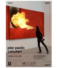 Pier Paolo Calzolari in mostra al MADRE