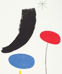 "A Pesaro la mostra ""Joan Miró opere grafiche 1948 -1971"""