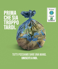Puliamo il mondo 2019: cominciamo da Prato e provincia