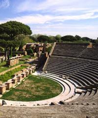 Pasquetta storica ad Ostia Antica