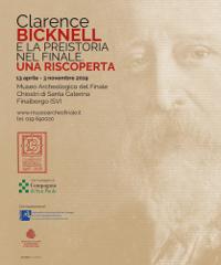 """""""Clarence Bicknell e la Preistoria nel Finale: una riscoperta"""""""