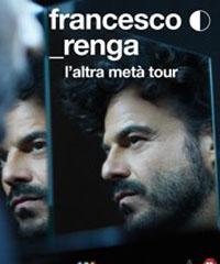 Francesco Renga in concerto nei maggiori teatri italiani